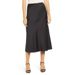 Alessia Drape Skirt