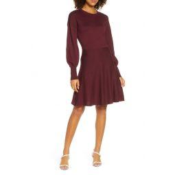 Orla Fit & Flare Sweater Dress