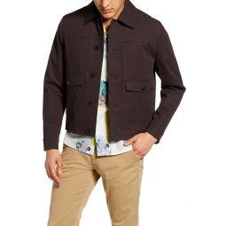 Short Twill Jacket