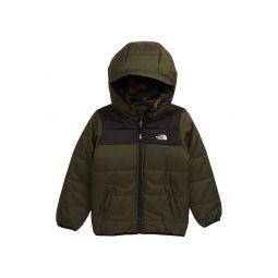 Perrito Reversible Water Repellent Hooded Jacket