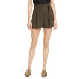 Darcee Belted Shorts