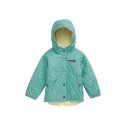 Reversible Diamond Quilted Jacket