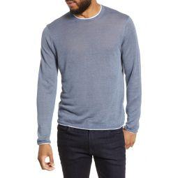 Regular Fit Linen Sweater