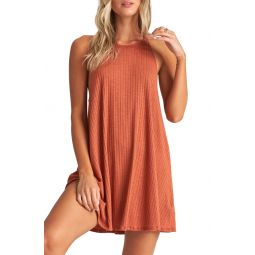 원피스Sandy Sea Cover-Up Tank Dress
