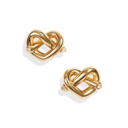 loves me knot stud earrings