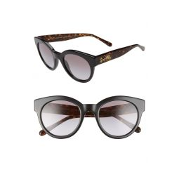 51mm Round Sunglasses