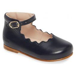 Ankle Strap Ballerina Shoe