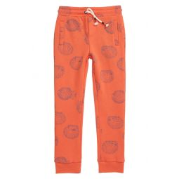 Under the Sea Pufferfish Jogger Sweatpants