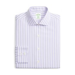 Trim Fit Stripe Dress Shirt
