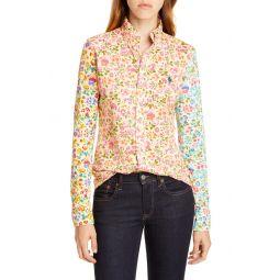 Mixed Floral Shirt