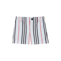 Nicki Icon Stripe Shorts