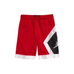 Blocked Diamond Shorts