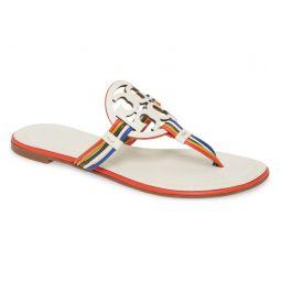 Mignon Miller Logo Sandal