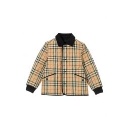 Culford Archive Check Quilted Jacket