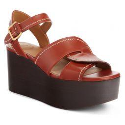 Candice Wedge Platform Sandal