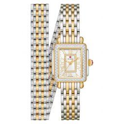 Deco Madison Mini Diamond Bracelet Watch, 22mm