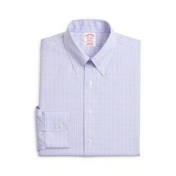 Classic Fit Check Dress Shirt