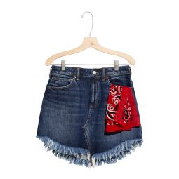 Bailey Denim Miniskirt