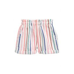 Colorful Woven Shorts