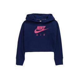 Sportswear Air Logo Crop Hoodie