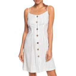 Sweet About Me Stripe Minidress