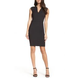 Lolo Stretch Sheath Dress