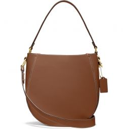 Maddy Glovetanned Leather Hobo
