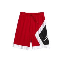 Blocked Diamond Dri-FIT Athletic Shorts
