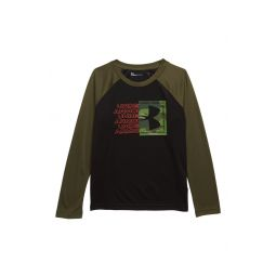 Bandit Camo Wordmark HeatGear T-Shirt