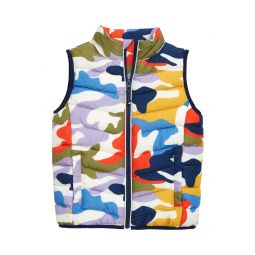 Water Resistant Puffer Vest