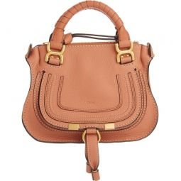 Mini Marcie Leather Crossbody Bag