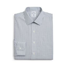Regent Regular Fit Check Dress Shirt
