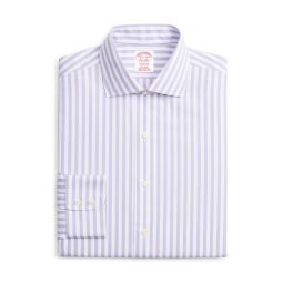 Classic Fit Stripe Dress Shirt
