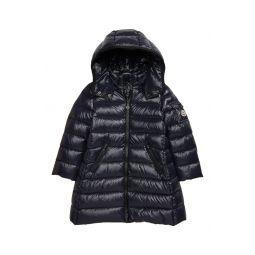 Moka Water Resistant Down Hooded Jacket