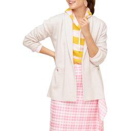 Camille Shawl Collar Sweater Blazer