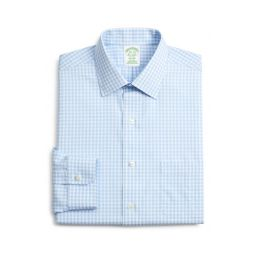 Milano Slim Fit Check Dress Shirt