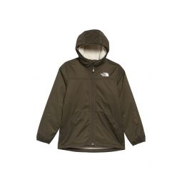 Warm Storm Hooded Waterproof Jacket
