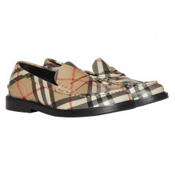 Blakeney Vintage Check Penny Loafer