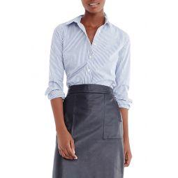 Slim Stretch Perfect Classic Stripe Shirt