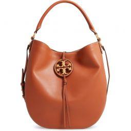 Miller Leather Hobo Bag
