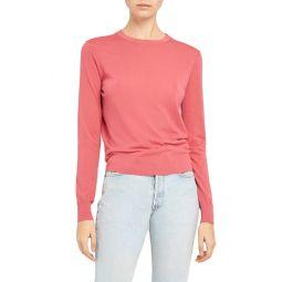 Regal Wool Blend Crewneck Sweater
