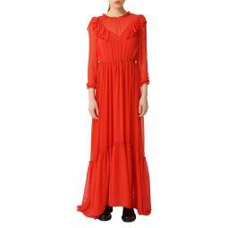 Rachana Ruffled Maxi Dress