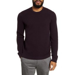Udeval Crew Breach Slim Fit Sweater