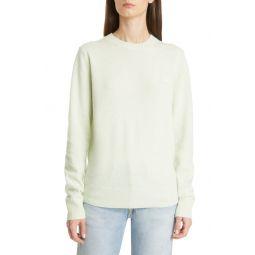 Kalon Face Patch Wool Sweater