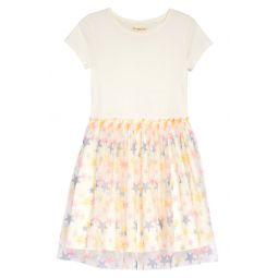 Print Tutu Dress