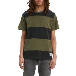 Levis Mighty Made Colorblock Stripe T-Shirt