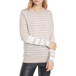 Mackenzie Stripe Wool Sweater