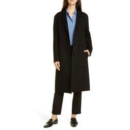 Classic Wool & Cashmere Coat