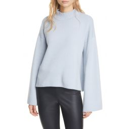 Lillean Bell Sleeve Cashmere Sweater