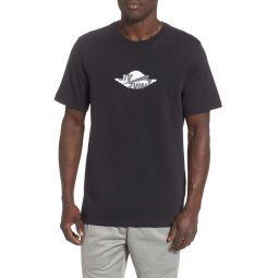 Wings Classic Crewneck T-Shirt